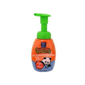 Kiss My Face 456681 Kids Hand Wash Self-Foaming Orange U Smart 240ml