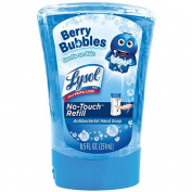 Lysol No-Touch Berry Bubbles Hand Soap Refill, 250ml