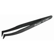 Eclipse 900-264 ESD Safe Tweezers Curved Tip