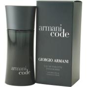 Armani Code 149315 Eau de Toilette Spray 120ml