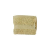 J And M Home Fashions 8617 33cm X 33cm Buttermilk Provence Washcloth Pack Of 3