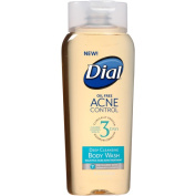 Dial Acne Control Deep Cleansing Body Wash, 350ml