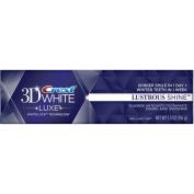 Crest 3D White Luxe Lustrous Shine Brilliant Mint Fluoride Anticavity Toothpaste, 160ml