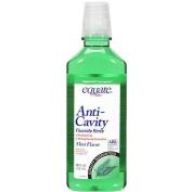 Equate Anti-Cavity Mint Flavour Fluoride Rinse, 530ml