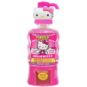 Firefly Hello Kitty Melon Kiss Flavour Anticavity Fluoride Rinse, 410ml