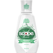 Scope Sparkle Alcohol Free Mint Splash Flavour Mouthwash, 950ml