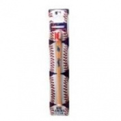 Pursonic Trading 2417 LA DODGERS - Pursonic Officially Licenced MLB Baseball Bat Team Toothbrushes