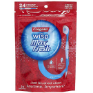 Colgate Wisp Max Fresh Peppermint Mini-Brushes, 24 count