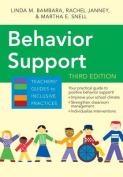 Behavior Support, Third Edition