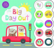 Big Day Out (Little Friends) [Board book]
