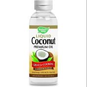 Liquid Coconut Premium Oil Nature's Way 300ml Liquid