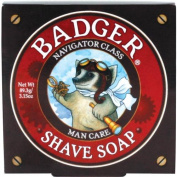Navigator Class Man Care Shave Soap Badger 90ml Bar