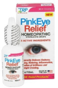 The Relief Products Pink Eye Relief Homoeopathic Eye Drops, 10ml