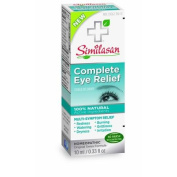 Similasan 1510239 Eye Drops Complete Relief .980ml