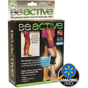 As Seen on TV Be Active Pressure Point Wrap, Black