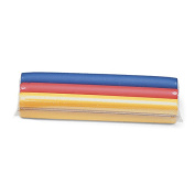 Ableware 766900181 Closed Cell Foam Tubing, Bright Colour Assortment