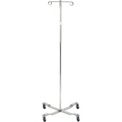 Economy Iv Pole 4 Leg With Removable Top 1/CS