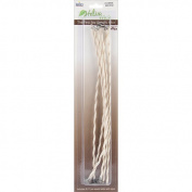 Yaley Helix Wicks W/Clip, 23cm , 6 per pkg, Extra Large #60