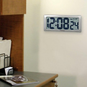 Chaney 34cm . Jumbo LCD Digital Wall Clock