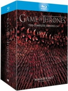 Game of Thrones: Seasons 1-4 [Region B] [Blu-ray]