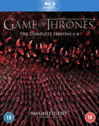 Game of Thrones: Seasons 1-4 [Region B] [Blu-ray]