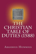 The Christian Table of Duties