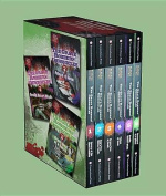 Grave Robbersa Chronicles Vol 1-6 Box Set