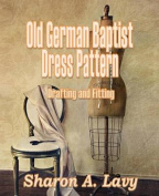 Old German Baptist Dress Pattern