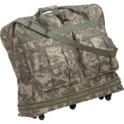 Extreme Pak Digital Camo Expandable Bag With Wheels