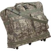 Extreme Pak Digital Camo Expandable Bag With Wheels