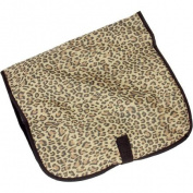 Leopard Print Hanging Cosmetic Travel Bag
