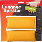 Luggage Spotters Bright Yellow Luggage Spotter