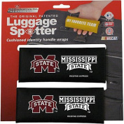 Luggage Spotters NCAA Mississippi State Bulldogs Luggage Spotter