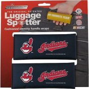 Luggage Spotters MLB Cleveland Indians Luggage Spotter