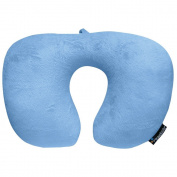 Travelocity TVP-SB Travel Pillow, Sky Blue