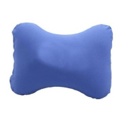 Premium Connexion 290-LSBP Worthy Blue Lumbar Travel Pillow