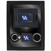 Aminco 2-Piece Leather Valet Gift Set, Kentucky