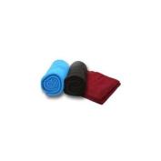 Premium Connexion 250-BUAPB TrailWorthy All Purpose Fleece Blanket - Case of 16