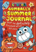 Gumball's Summer Journal That He Definitely Finished All on His Own