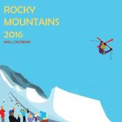 Rocky Mountain Wall Calendar