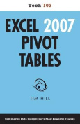 Excel 2007 Pivot Tables