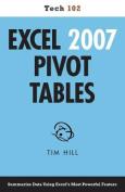 Excel 2007 Pivot Tables
