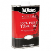 Old Masters / Master Products 90001 1G 100-Percent Tung Oil