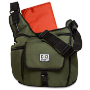 Nappy Dude Sport Sling Messenger Nappy Bag