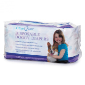 ClearQuest US948 08 Disposable Doggy Nappies Mini