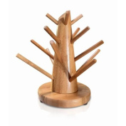 organicKidz Natural Bamboo Baby Bottle Tree