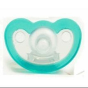 JollyPop 0 to 3 Months Unscented Pacifier - Teal