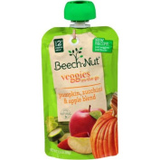 Beech-Nut Veggies On-the-Go Pumpkin, Zucchini & Apple Blend Stage 2 Baby Food, 100ml