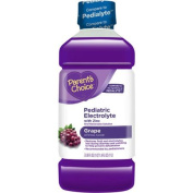 Parent's Choice - Paediatric Electrolyte Drink, Grape Flavoured, 1 litre