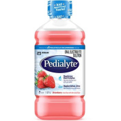 Pedialyte Strawberry, 1-L bottle